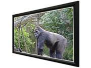 SIMA LUM-92VX 16:9 Fixed Frame Projection Screens (92 Flat)