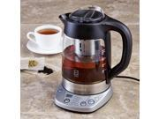 Cuisinart TEA-100 PerfecTemp Programmable Tea Steeper & Kettlec
