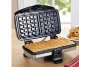 Edgecraft Corporation 8520000 Classic WafflePro Two Squares Classic - Each