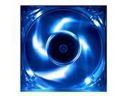 Evercool 60mm x 25mm Blue LED Fan 3 & 4 pin connectors