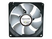 Silent 8 PWM 80mm 2000RPM Case Fan w/ PWM & 4-Pin connector NEW