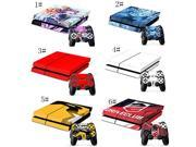 Doodle Deals Blond Weed So Sexy Cool Skin Sticker for Ps3 Slim Consol 2 Matching PS4 Controller Stickers Platstation 4