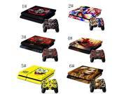 Designer Skin for Sony PlayStation 4 Console System plus Two(2) Decals