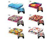 Skins Saviors Vinyl Decal Cover for PS4 Console PlayStation 4 & 2 PlayStation PS4 Controller Skins