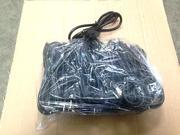 LOT 20 3 Pin Clover Leaf AC Power Cord Cable Laptop