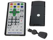 PiPi IR Multi-media Remote Control - USB Infra-red Remote Control For PC Laptop