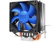 PC Cooler S810 CPU Cooler 80mm TAC Cooling Fan W/ Fin Blade Heatsink For Intel LGA775/LGA1150/LGA1155/LGA1156 AMD AM2/AM3/AM2+/FM1/Socket 754/Socket 939