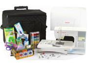 Singer Quantum Stylist 9960 Sewing & Quilting Machine w/BONUS I-WANT-IT-ALL Pkg