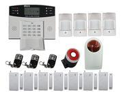 Generic FDL-455 Home Alarm System with Lcd Display Gsm Network Wireless Control