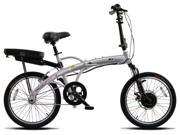 ProdecoTech Mariner v3.5 Electric Bicycle Folding E-Bike E-Scooter - 36V 9Ah 300W