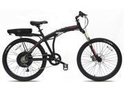 ProdecoTech Phantom X 500 Folding Electric Bicycle E-Bike E-Scooter E-Moped - 36V 9Ah 500W
