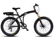 ProdecoTech Phantom X 300 Folding Electric Bicycle E-Bike E-Scooter E-Moped - 36V 9Ah 300W