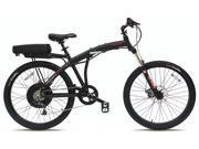 ProdecoTech Phantom X2 v3 Folding Electric Bicycle E-Bike E-Moped E-Scooter - 36V 12Ah 500W