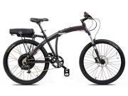 ProdecoTech Phantom X2 v4 Folding Electric Bicycle E-Bike Moped - 36V 12Ah 500W
