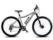 ProdecoTech Titanio 29er Titanium Frame Electric Bicycle Bike E-Bike E-Moped E-Scooter - 36V 6Ah 250W