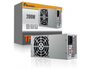 "Solid Gear SDGR-TFX200 TFX 200 Watt Power Supply. Dimension: 3.4""x2.5""x7"""