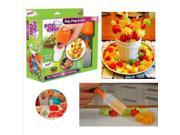 Kitchenware POP CHEF Fruit Decoration Tool DIY Fruit Carving Tool Set