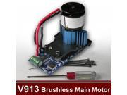 WLtoys V913 RC Helicopter Parts Upgraded Main Brushless Motor