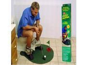 Potty Putter Toilet Golf Game Mini Golf Toys