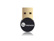 TaoTronics TT-BA03 Bluetooth 4.0 USB Adapter Low Energy - For Windows 8 / Windows 7 / Windows XP / Vista