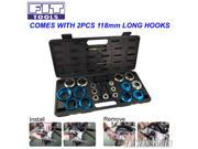 Camshaft Crank Seal Installer / Remover Kit with New 2 Long Hooks
