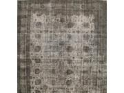 Pasargad Vintage Persian Overdye Hand-Knotted Lamb's Wool Area Rug-12x14