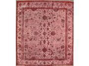 Pasargad Vintage Persian Overdye Hand-Knotted Lamb's Wool Area Rug-10x11
