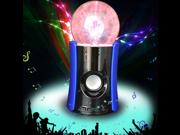 Hot sell Magic Glass Plasma Ball Car Air Freshener Crystal Neon Sphere Negative Ion Car Interior Light Sound Music Voice Control  USB Operated Cool Magic Strange