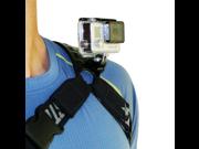 STUNTMAN G - Action Camera Mount for GoPro Hero (2, 3, 4) - Size Medium