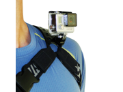 STUNTMAN G - Shoulder, Chest and Hip Mount for GoPro Cameras (all versions)