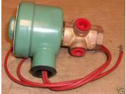 ASCO Red Hat Solenoid Actuated Valves 8320A185