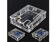Acrylic Case Enclosure Box for Arduino UNO R3