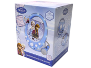 Disney Frozen Flashing Karaoke Machine - Blue/White