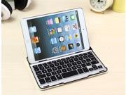 Stand Aluminum Cover Case with Bluetooth Keyboard for Apple New iPad 2 3 4th gen