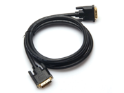 Gold Plated DVI-D 24+1 pin to DVI-D Cable for PC Monitor Display HD-TV (1.5M)