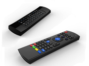 2.4Ghz Wireless Air Fly Mouse Keyboard Remote Control For Android TV Box MX 3