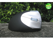Vertical mouse Rechargeable Wireless vertical mouse anti fatigue mouse 2.4G wireless vertical mouse