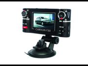 F30 HD Dual Lens Car Camera Vehicle DVR Dash Cam Video Recorder
