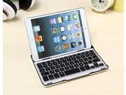 Ultra-Thin Apple iPad Mini Bluetooth Keyboard (US Keyboard Layout) Case Cover  for iPad Mini 3 / iPad mini 2 / iPad mini -