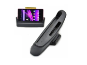 Dual Sync USB Charger Dock Holder For Sony Xperia ZR M36h C5502 C5503