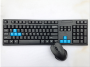 High Quality  Waterproof 2.4G Wireless Gaming Keyboard with Mouse DPI Control For DESKTOP PC Laptop Wireless Keyboard Mouse Combos