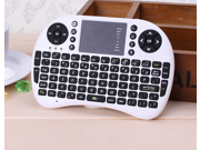 UKB-500 Mini 2.4GHz Wireless Touchpad Keyboard with Mouse for PC,PAD, XBox 360, PS3, Google Android TV Box, HTPC, IPTV