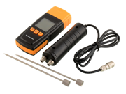 BENETECH Digital LCD Wood damp detector tester Moisture Meter Tester  Professional special widely used Ideal Tool GM620
