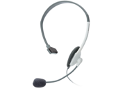 High quality white Small Gaming Headset Microphone for Microsoft Xbox 360