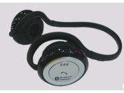 E68 Sport Bluetooth Stereo Headset Stereo head-loop Sport mp3 player with FM radio wireless Headset