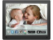 OFFICIAL SELLER nixplay 12inch WiFi Cloud Digital Photo Frame with motion sensor New Hot Sale