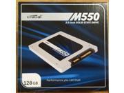 "New Crucial M550 2.5"" 128GB SATA3 Internal Solid State Drive MLC CT128M550SSD1"
