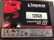 """New Kingston SSDNow V300 Series 2.5"""" 120GB SATA III Internal Solid State Drive"""