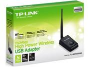 TP-Link TL-WN7200ND 802.11n 150Mbps Wireless USB 2.0 Adapter 5dBi Ext. Antenna