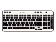 Logitech Wireless Keyboard K360 (Ivory) (920-003365)